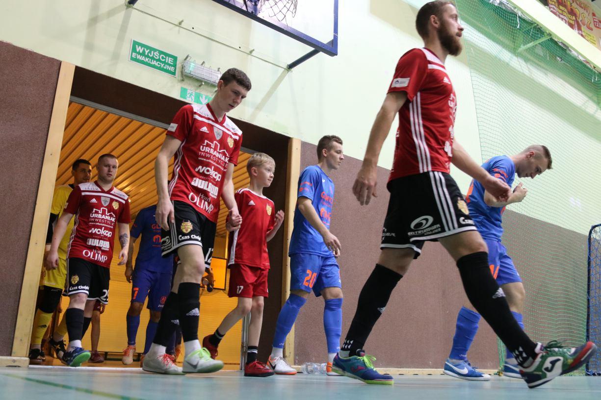 Red Devils Chojnice zagrają dziś (16.02) u siebie z MOKS-em Słoneczny Stok Białystok