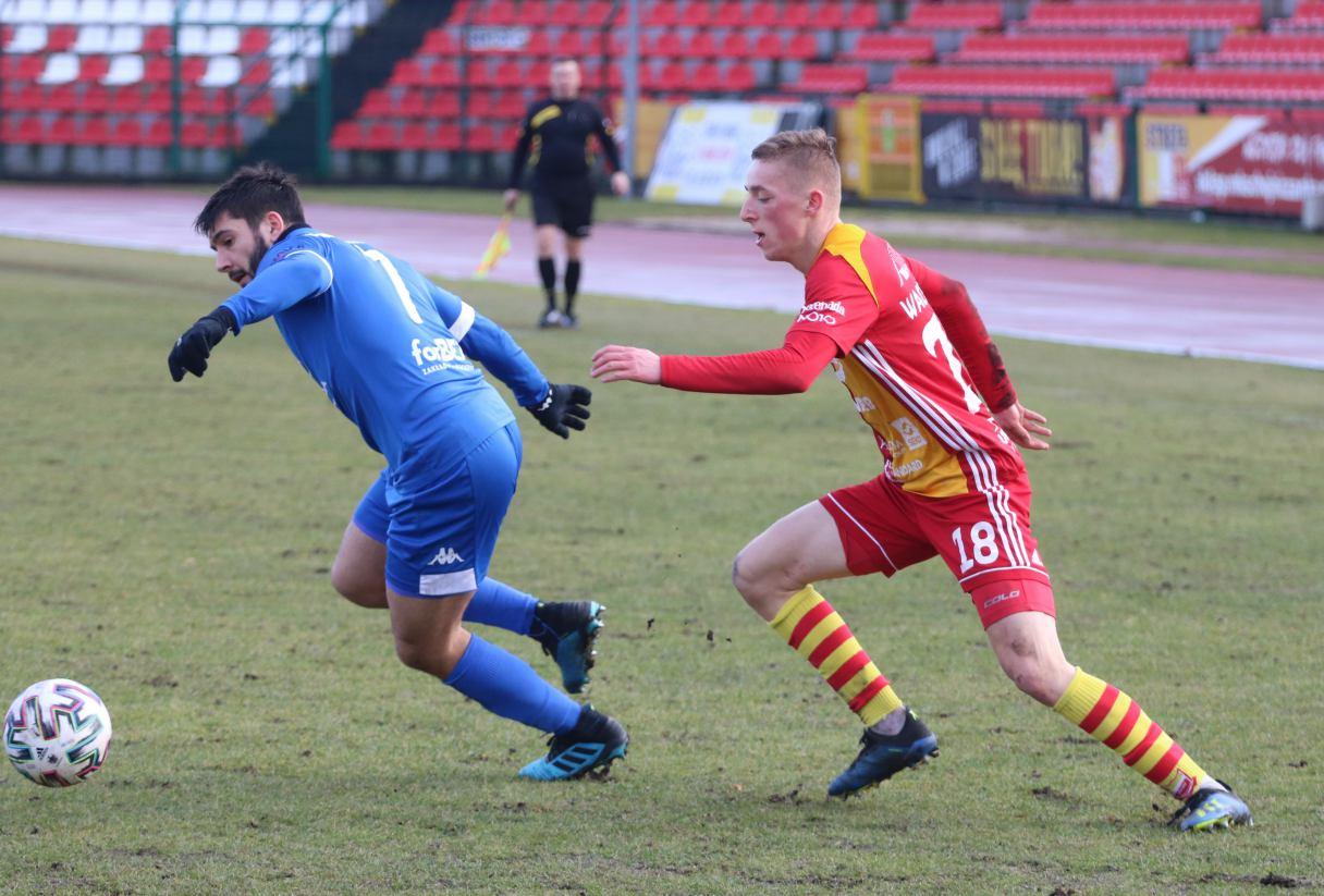 Jutro (21.02) próba generalna Chojniczanki przed meczami o ligowe punkty