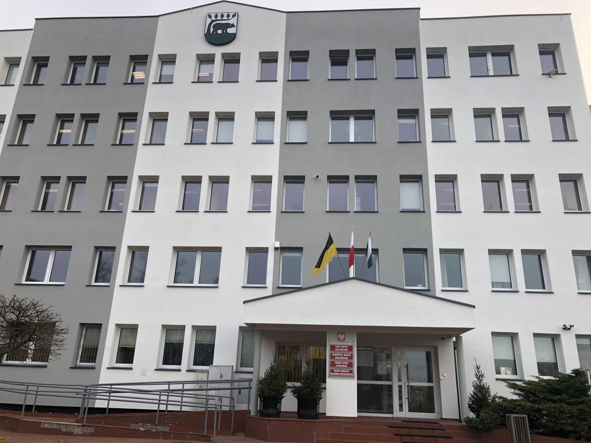 W budynku Urzędu Miasta w Kościerzynie można już korzystać z windy