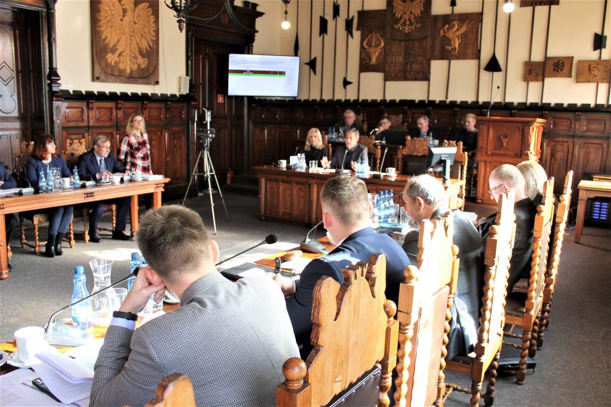Rada Miejska Chojnic wprowadziła duże korekty w tegorocznym budżecie