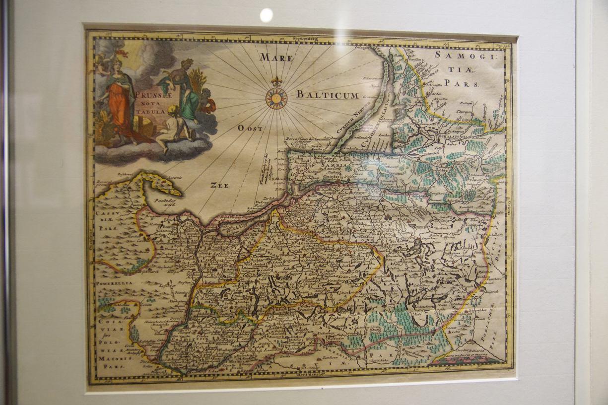 Broń, dokumenty, mapy i inne eksponaty można oglądać na nowej wystawie Muzeum Regionalnego w Człuchowie