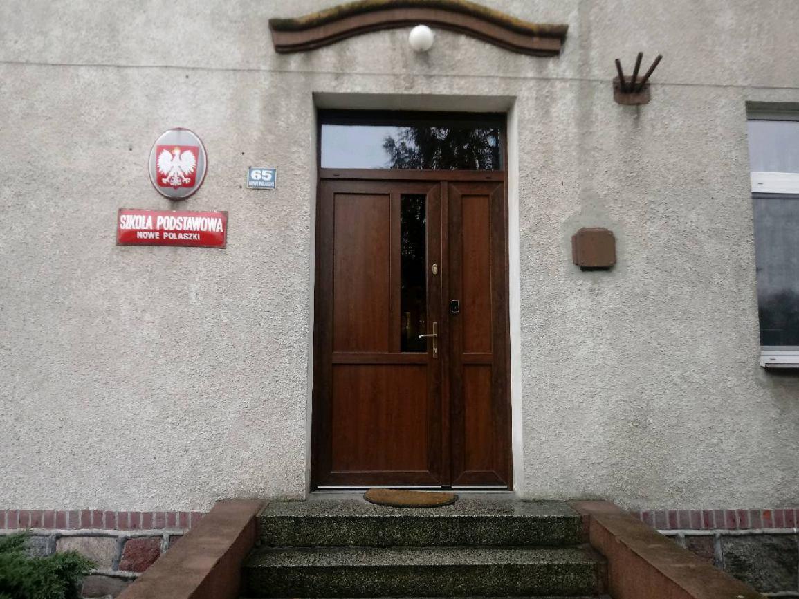 Szkoła Podstawowa w Nowych Polaszkach w powiecie kościerskim do likwidacji