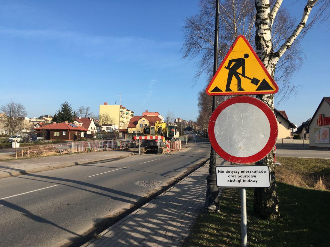 Uwaga! Od 3 marca zamknięte będzie skrzyżowanie ulic Angowicka-Aleja Brzozowa