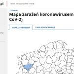 | Mapa zarażeń koronawirusem. Sprawdź, gdzie już wystąpiły zachorowania