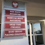 Kościerzyna:  | Urzędy w Kościerzynie również wstrzymują osobiste przyjmowanie petentów