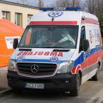 Człuchów:  | Prawie dwie i pół godziny pacjentka z podejrzeniem koronawirusa czekała w karetce na przyjęcie do szpitala w Człuchowie