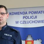 Region:  | Człuchowscy policjanci oraz lekarz i triażysta z chojnickiego szpitala nie są już poddani kwarantannie