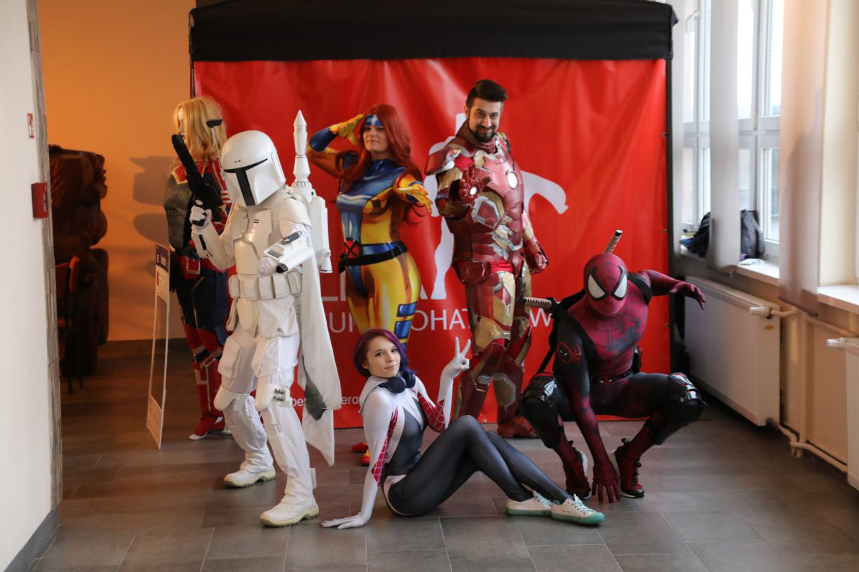 Wizard Games. Zobacz zdjęcia z konwentu miłośników fantastyki w Tucholi (FOTOGALERIA)