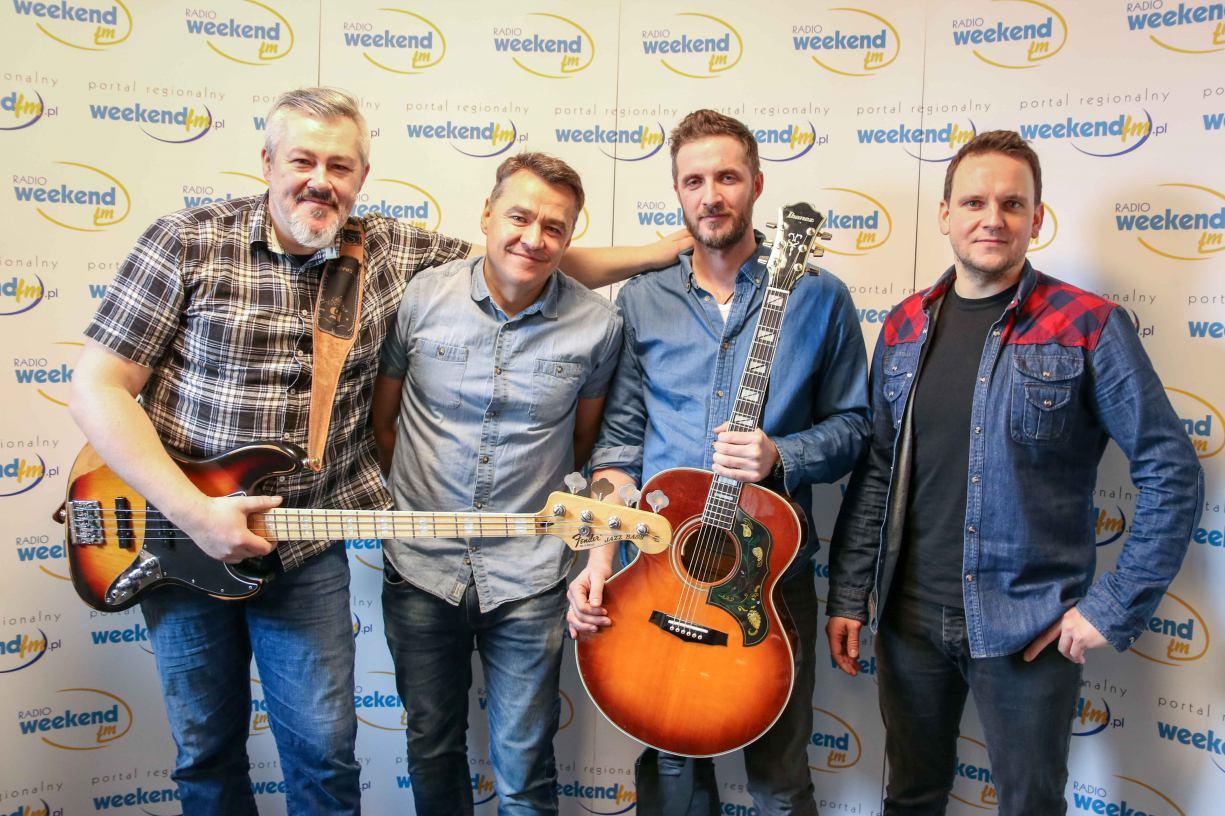 Arthouse. Muzycy z Chojnic i okolic z nowym projektem zagrali live w Weekend FM.
