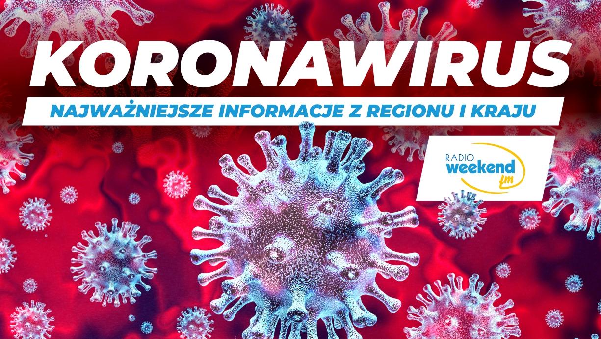 KORONAWIRUS. Najważniejsze informacje z regionu i kraju