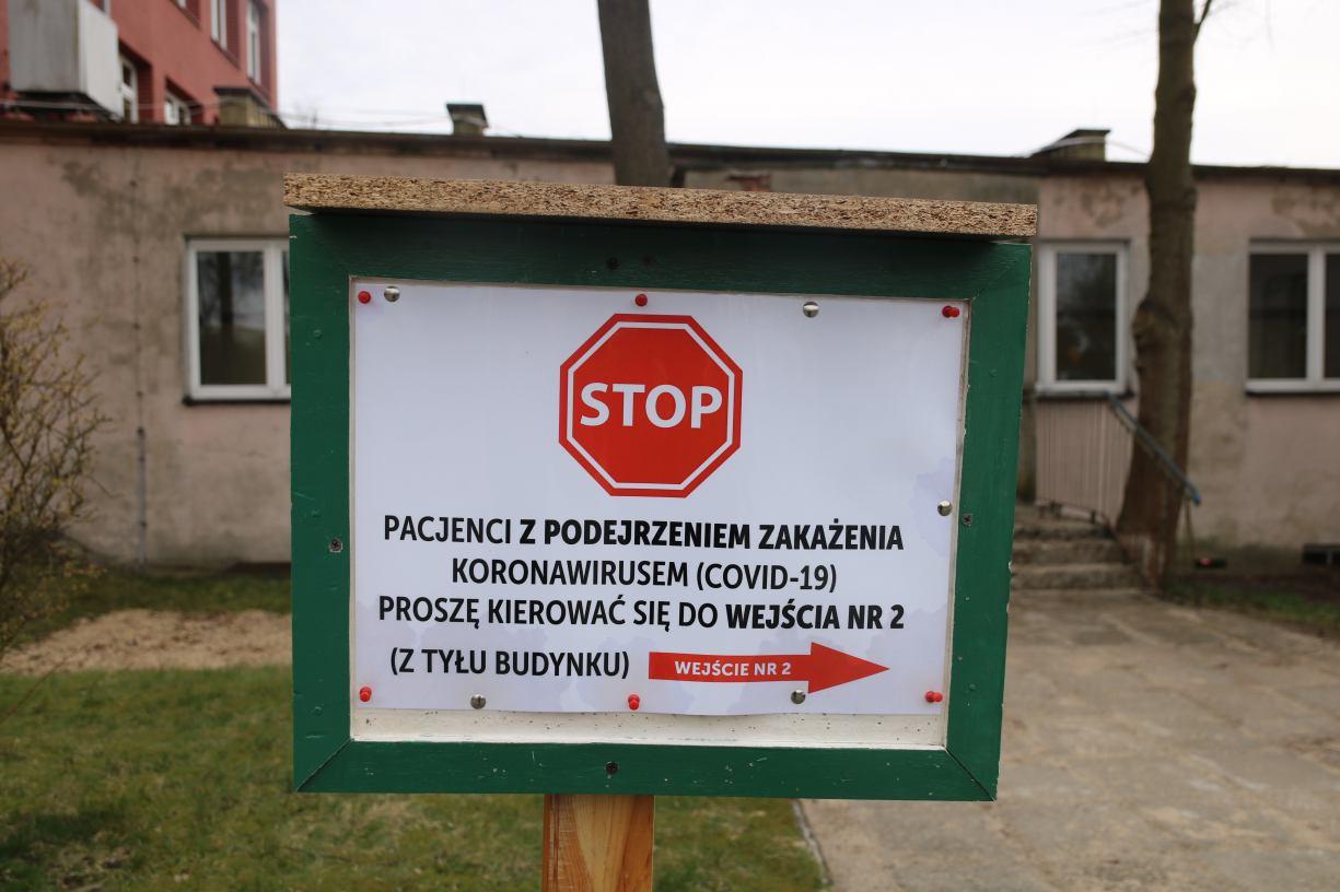 Mieszkanka gminy Człuchów miała fałszywie dodatni wynik badania na koronawirusa