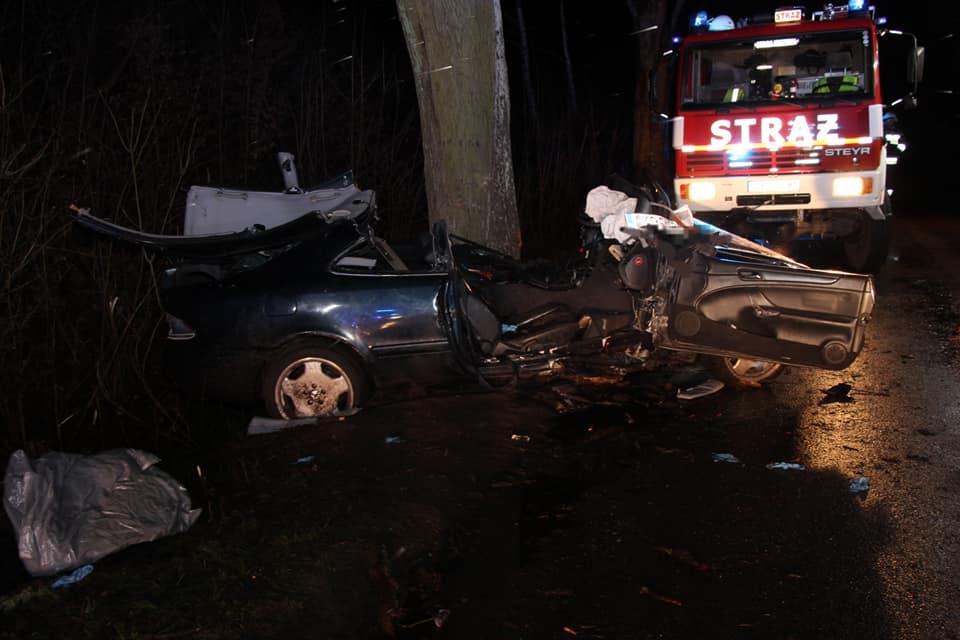 Zmarł drugi z mężczyzn, który uczestniczył w tragicznym w wypadku w Strudze