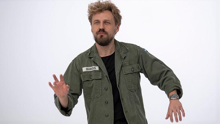 Paweł Domagała w Weekend FM Zostań w domu. Mam nadzieję,  że tego nie trzeba tłumaczyć
