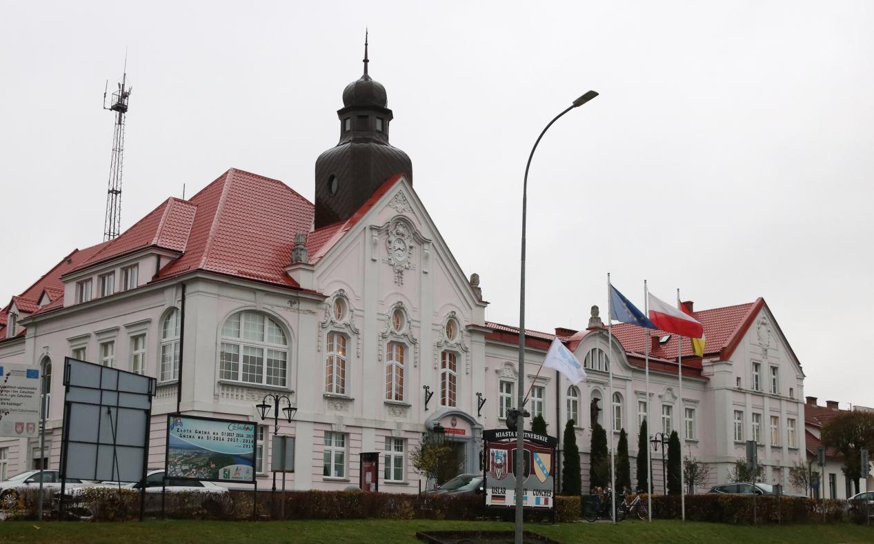 Urząd Miejski w Człuchowie wprowadził pracę zdalną dla części pracowników