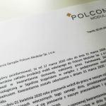 Powiat chojnicki:    Zarząd Polcom Modular wydał oświadczenie w sprawie zakażonego koronawirusem pracownika z powiatu sępoleńskiego
