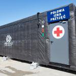 Chojnice:  | Polowa izba przyjęć jest teraz pierwszym punktem wizyty w chojnickim szpitalu