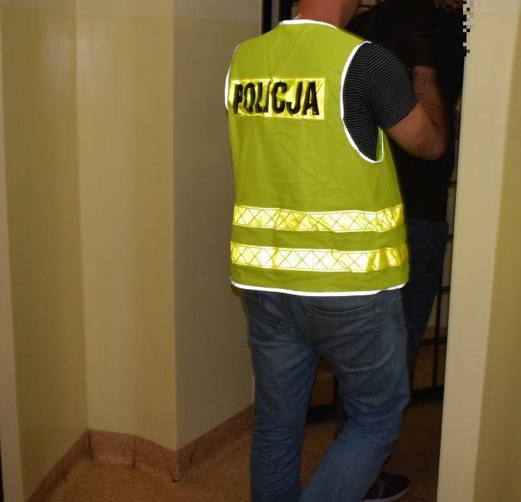 Dwóch nastolatków z powiatu pilskiego zatrzymanych przez policjantów z Czerska