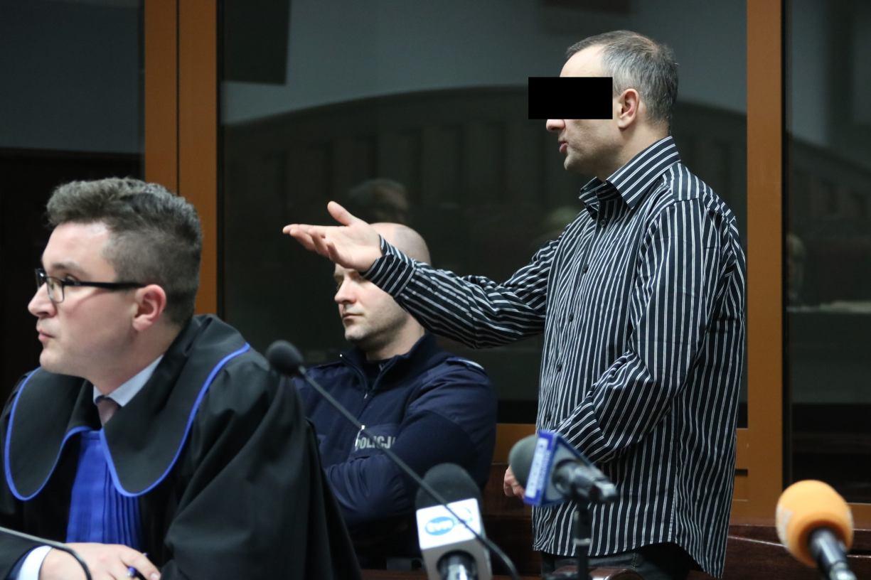 Są kolejne apelacje od wyroku Daniela M., skazanego za zabójstwo Angeliki Jakubowskiej z Debrzna