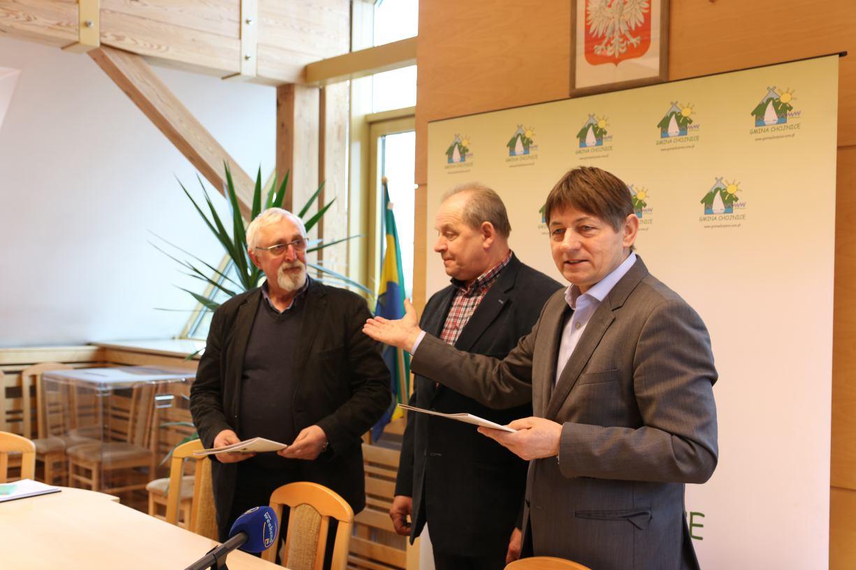 Centrum Nieżychowic w gminie Chojnice wkrótce zmieni się w miejsce rekreacji dla mieszkańców