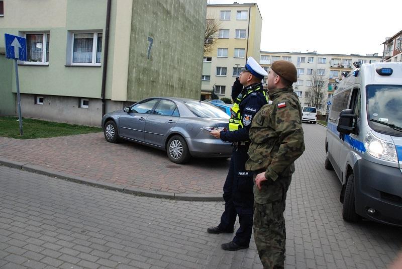 Z kwarantanny na wytrzeźwiałkę. Mieszkaniec gminy Rzeczenica wszczął awanturę domową
