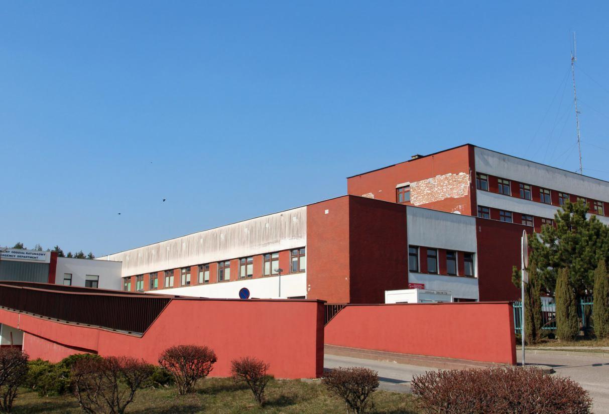 Niemal wszystkie oddziały w Szpitalu Specjalistycznym w Kościerzynie wznowiły już działalność