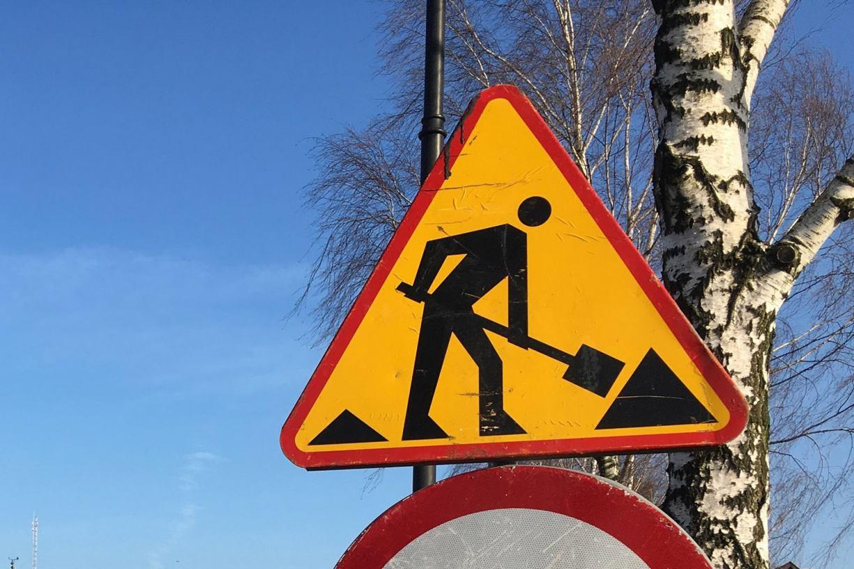 Kiedy koniec objazdów i zamykania ulic w Chojnicach? Burmistrz za półtora roku