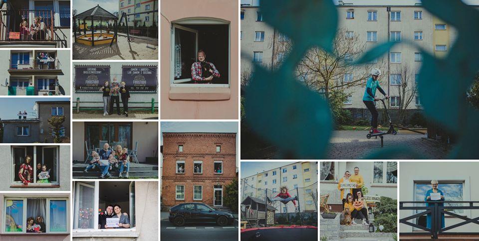 #czluchowzostanwdomu. Marcin Sarnowski z Człuchowa realizuje fotograficzny projekt w czasach epidemii
