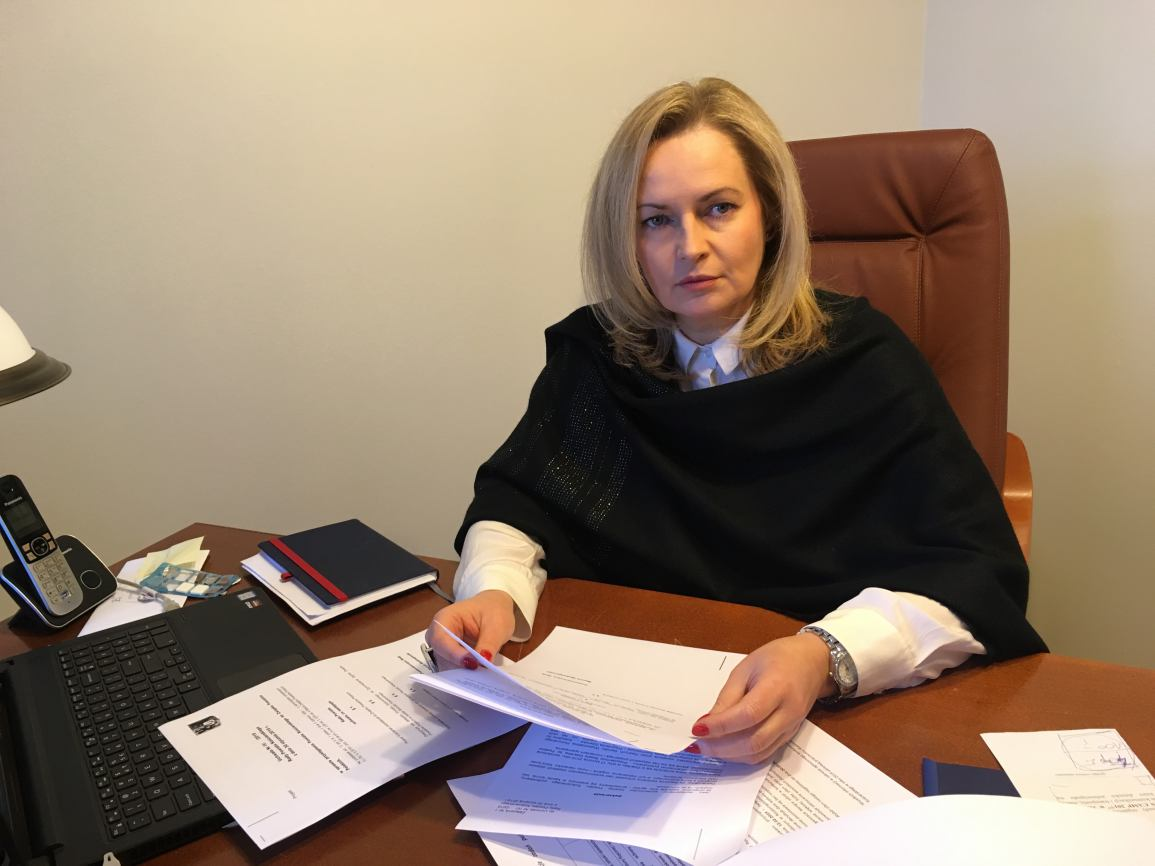 Powiat kościerski starosta Alicja Żurawska trafiła na kwarantannę