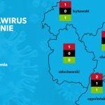 RAPORT:  | Koronawirus w regionie. Codzienny raport sanepidu. Zobacz aktualne dane