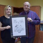 Człuchów:  | Mieszkańcy gminy Rzeczenica pomagają dwóm chorym chłopcom. Zorganizowali licytację w internecie. Rozmowa w Weekend FM