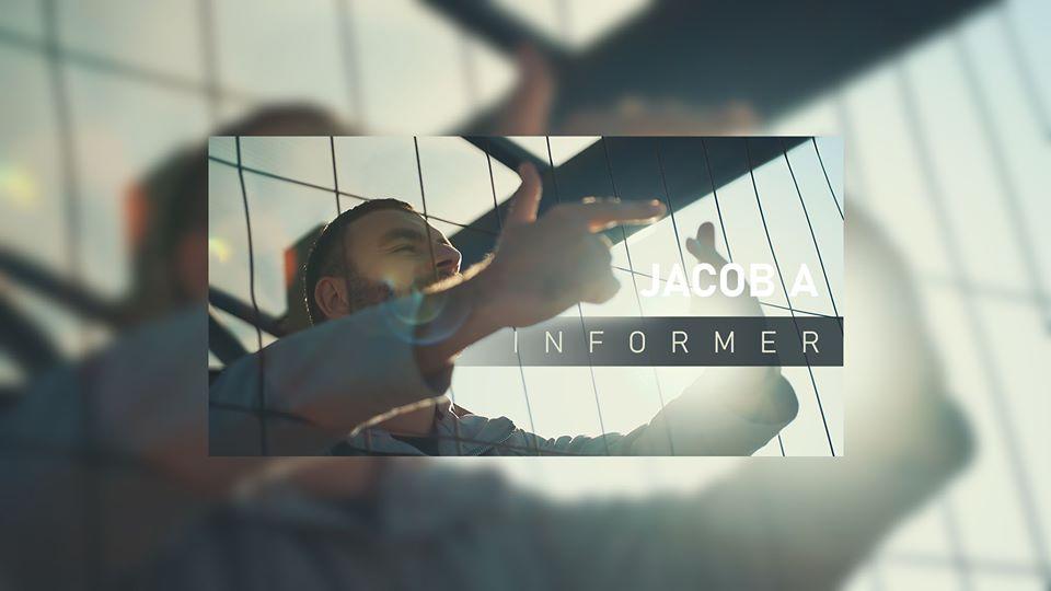 JACOB A przypomina imprezowy klasyk Informer i wspomina w Weekend FM lata 90-te. Posłuchaj rozmowy, zobacz klip