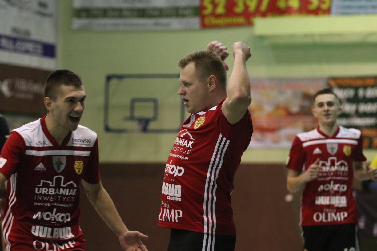 Red Devils Chojnice pozostaną w Futsal Ekstraklasie