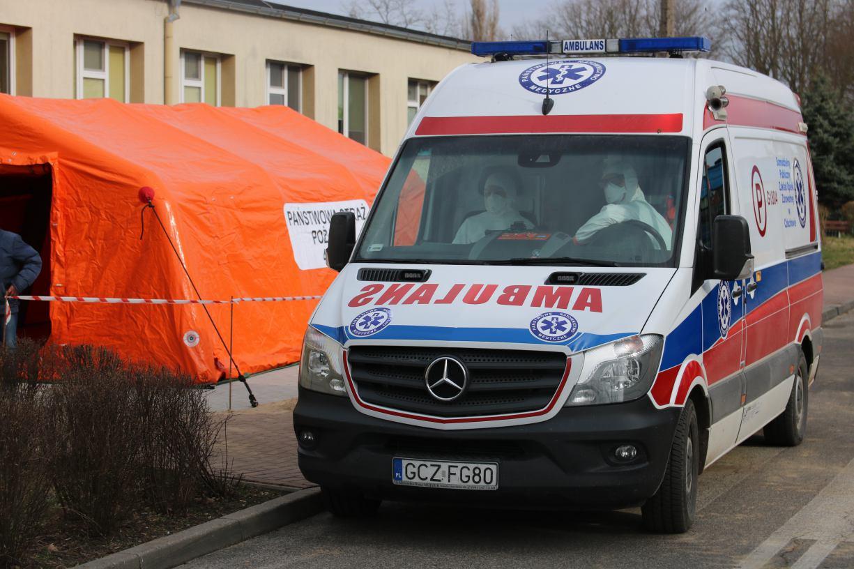 Wojewoda pomorski odwołał stan podwyższonej gotowości dla Szpitala Powiatowego w Człuchowie