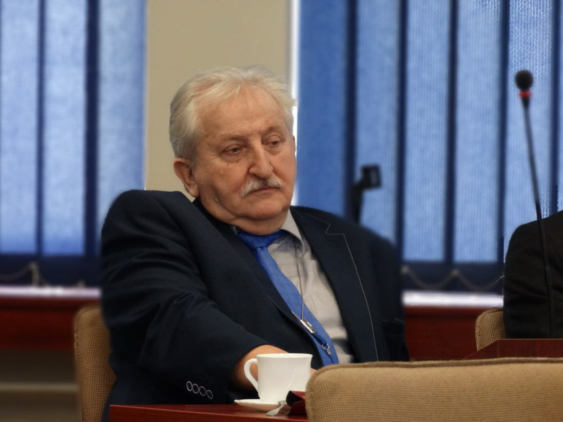 Skarbnik powiatu sępoleńskiego Władysław Rembelski odchodzi ze stanowiska
