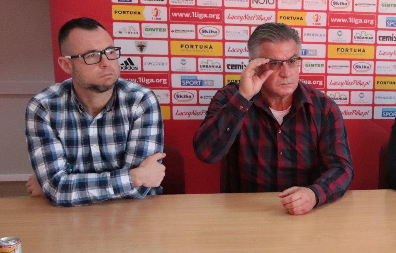 Maciej Polasik zrezygnował z funkcji prezesa MKS Chojniczanka S.A.