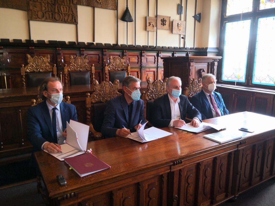 Umowa o dofinansowanie zadania w ramach FDS podpisana
