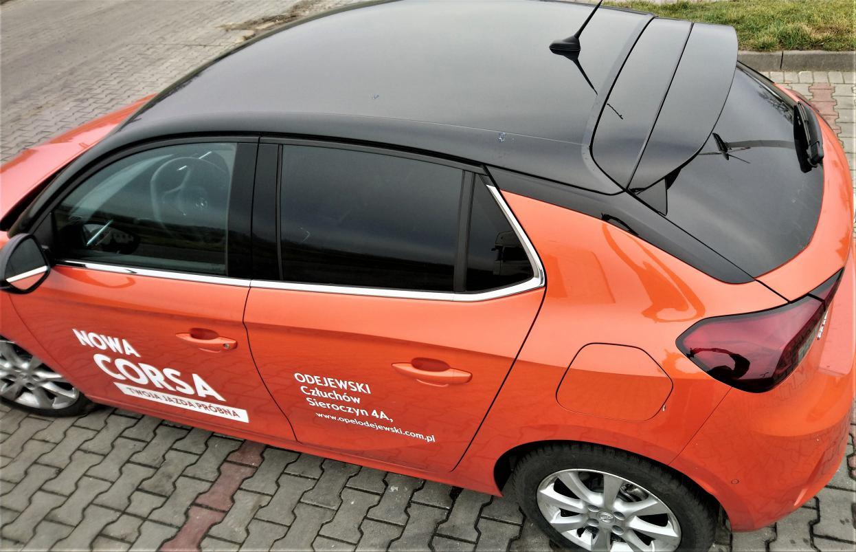 Nowa Corsa. Opel prosto z... Francji.