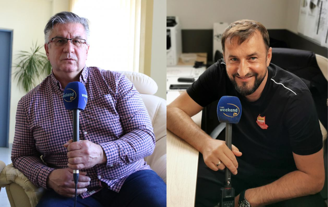 Maciej Polasik w Weekend FM Bardzo bym chciał, żeby moim następcą został Jarosław Klauzo