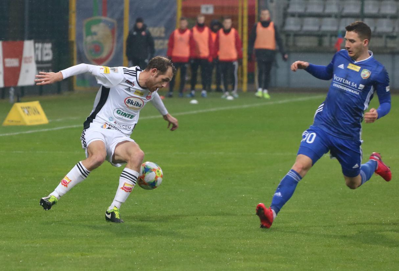 Piłkarze Chojniczanki wyjechali na dwa mecze i zgrupowanie w Rybniku
