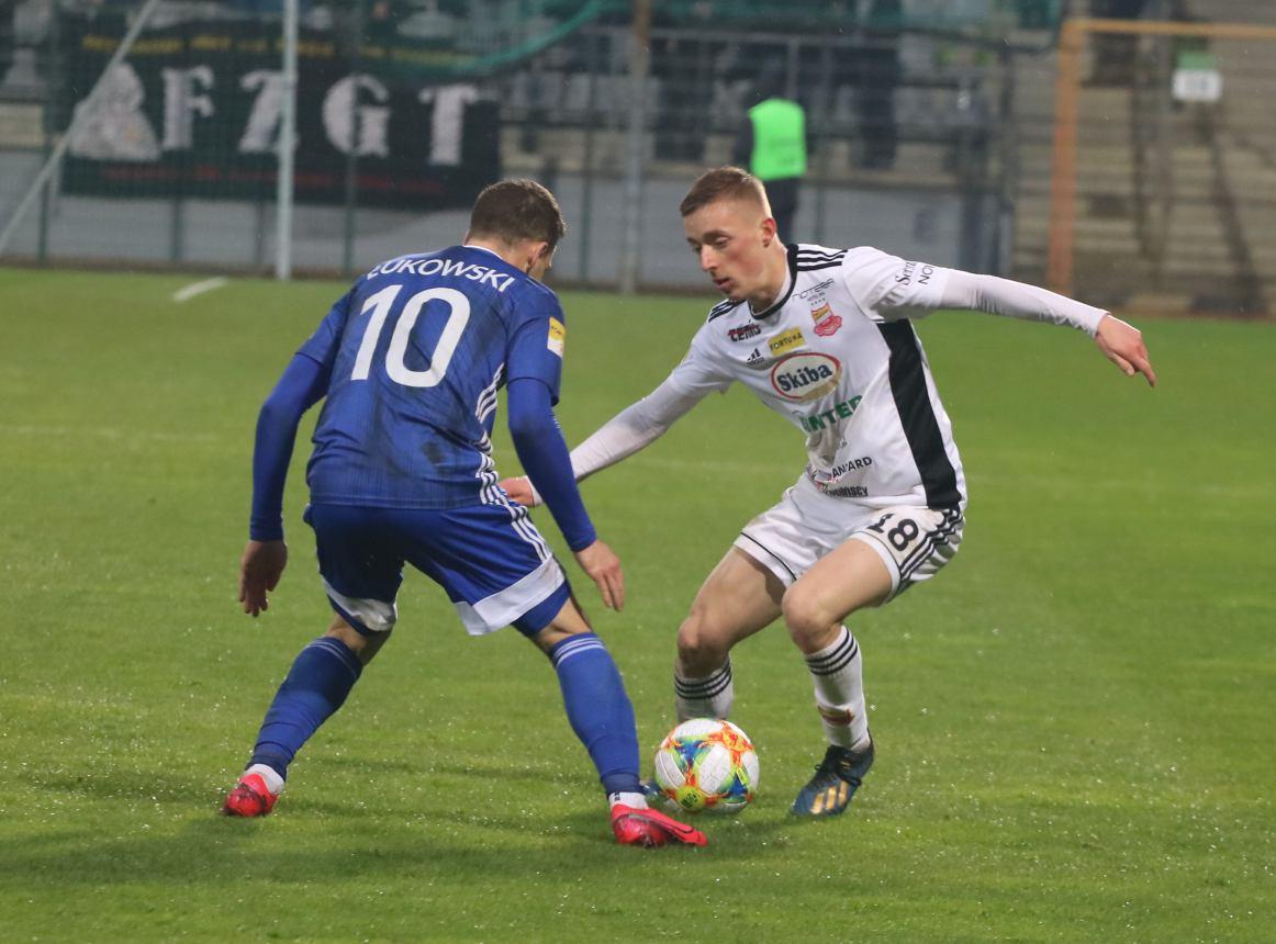 Piłkarze Chojniczanki wracają dziś 2.06 do walki o utrzymanie w Fortuna 1. Lidze