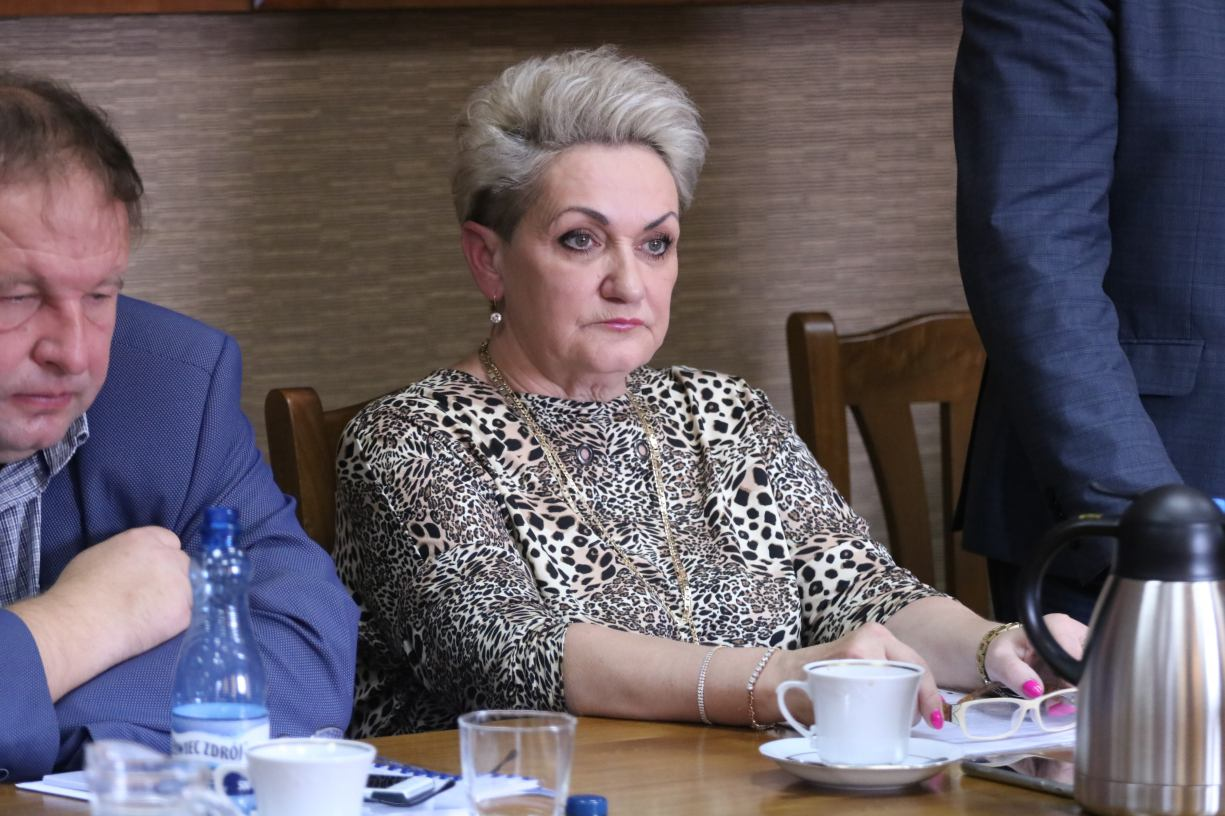 Alicja Krauze odwołana z funkcji skarbnika powiatu człuchowskiego