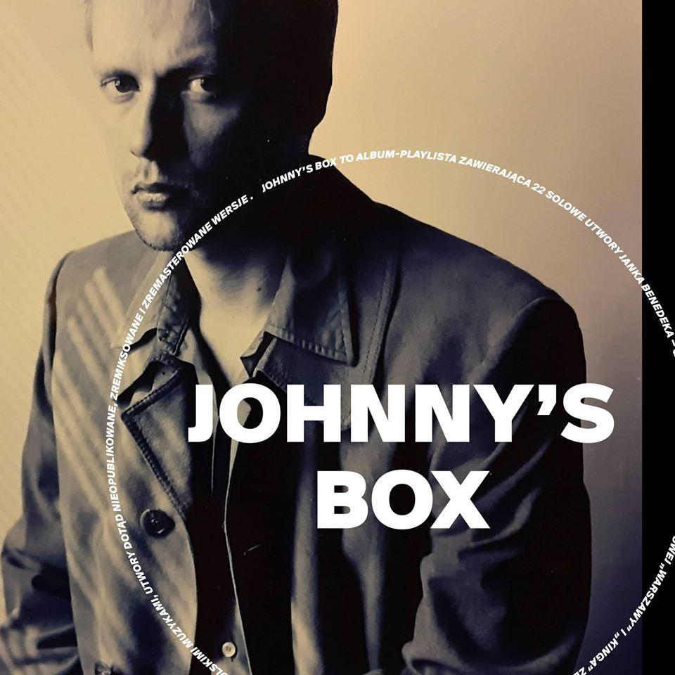 Janek Benedek robi swoje. Johnny´s Box to jego płyta. Posłuchaj rozmowy z muzykiem w Weekend FM