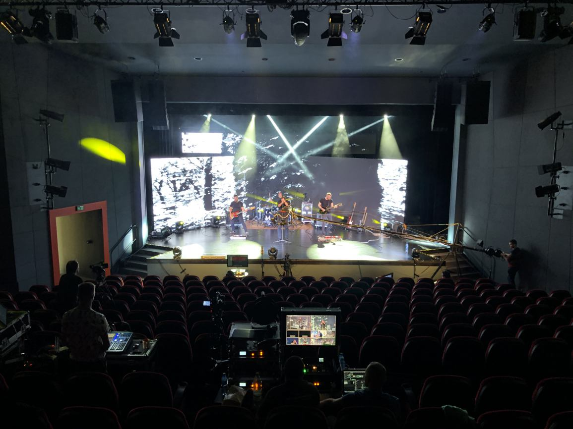 InterTony Online Festiwal 2020. Zobacz transmisję  z koncertu zespołu Kokon w Chojnickim Centrum Kultury