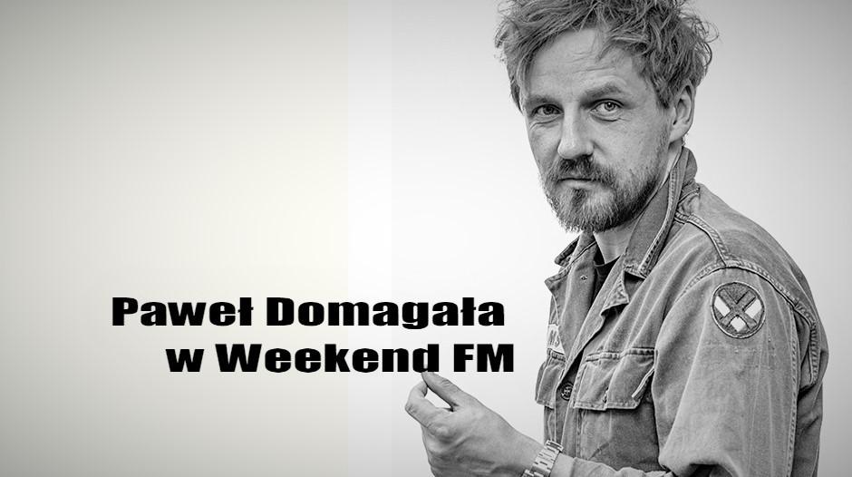 Paweł Domagała odpowiedział na kilka pytań Emilii z Brzeźna, słuchaczki Weekend FM. Posłuchaj rozmowy i zobacz nowy klip