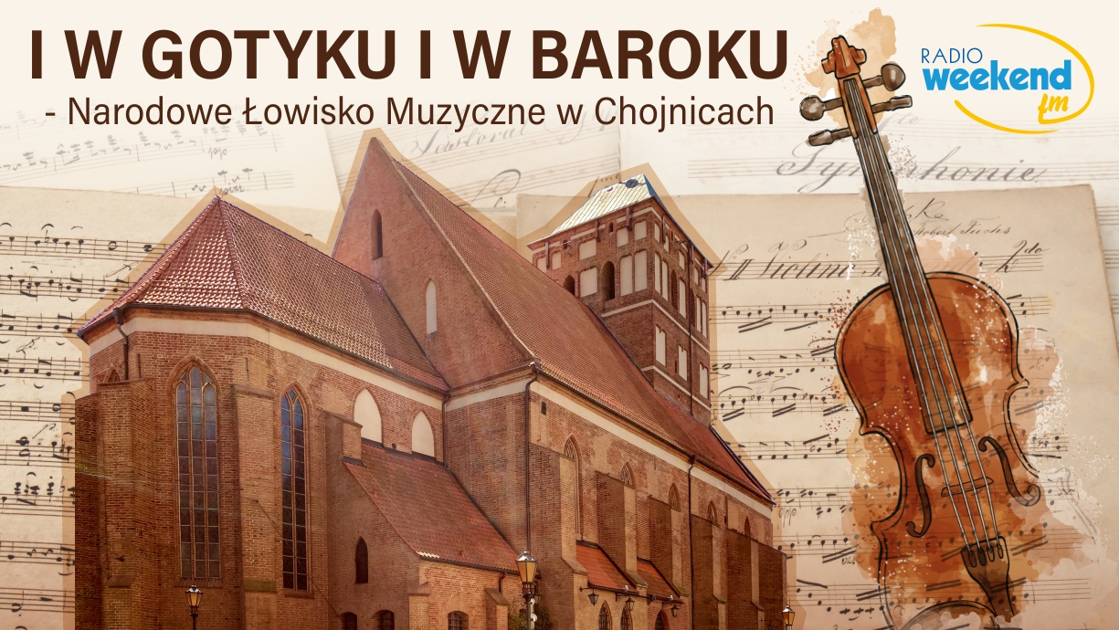 Najpiękniejsze barokowe koncerty instrumentalne - koncert zarejestrowany w Bazylice Mniejszej w Chojnicach już dostępny on-line. Obejrzysz go tutaj