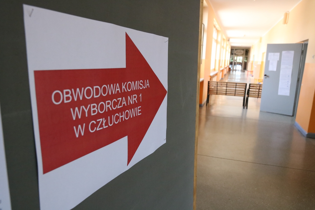 Andrzej Duda wygrał pierwszą turę wyborów prezydenckich w powiecie człuchowskim