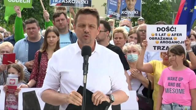 R. Trzaskowski Nie ma zgody na podnoszenie podatków
