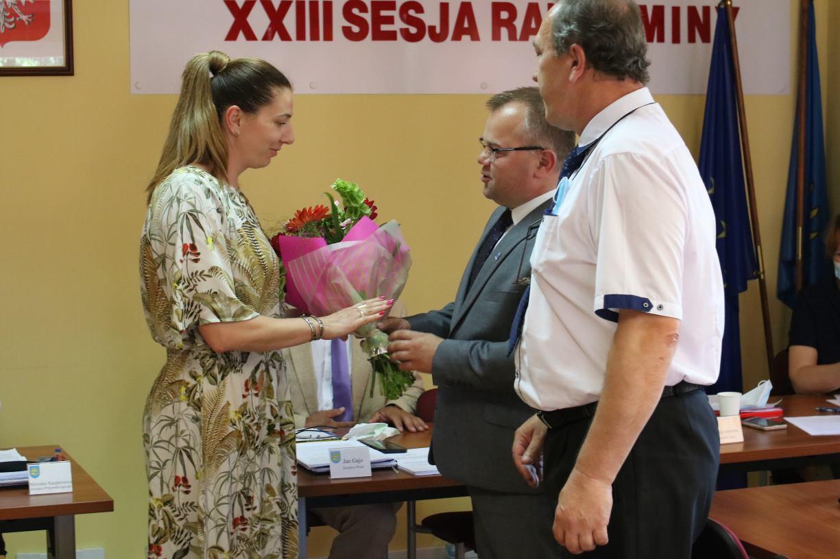 Jednogłośne wotum zaufania i absolutorium dla wójta gminy Przechlewo Krzysztofa Michałowskiego