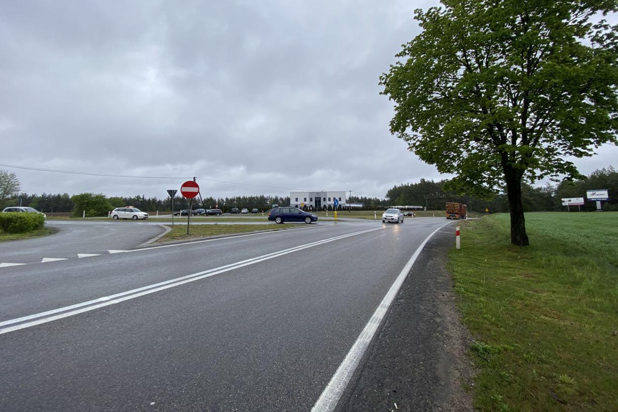 Rozpoczęła się rozbudowa drogi krajowej nr 20 na odcinku Korne - Kościerzyna