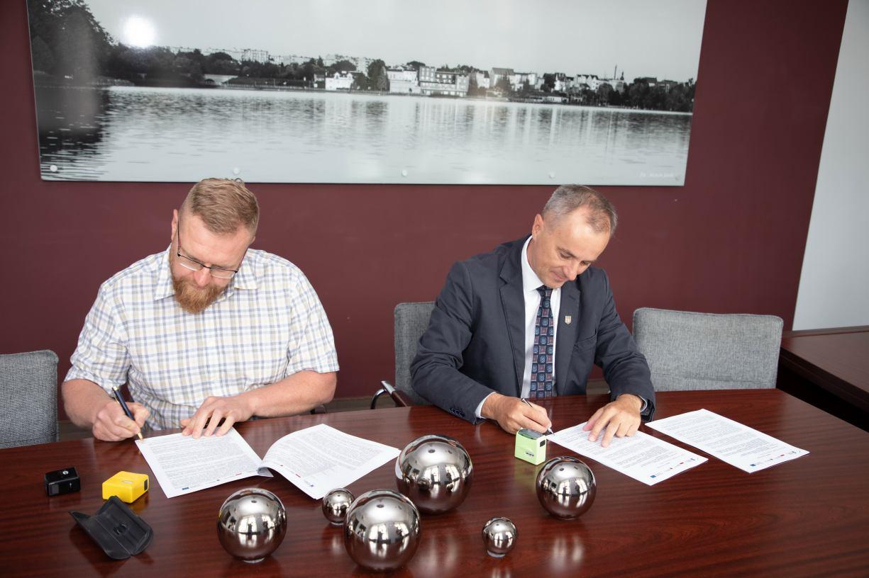 Umowa na rewitalizację centrum Sępólna Krajeńskiego podpisana